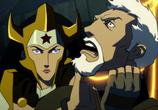 Сцена из фильма Лига справедливости: Парадокс источника конфликта / Justice League: The Flashpoint Paradox (2013)