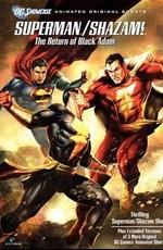 Витрина DC: Супермен/Шазам! - Возвращение черного Адама