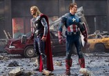 Фильм Мстители / The Avengers (2012) - cцена 9