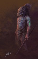Хищник: Череп / Predator: Scull (2023)