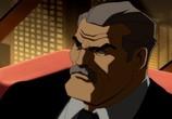Сцена из фильма Тёмный рыцарь: Возрождение легенды. Часть 1 / Batman: The Dark Knight Returns, Part 1 (2012) Бэтмен: Возвращение Темного рыцаря. Часть 1 сцена 9