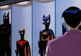 Мультфильм Бэтмен будущего / Batman Beyond: The Series (1999) - cцена 3