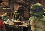 Мультфильм Черепашки ниндзя / TMNT / Teenage Mutant Ninja Turtles (2007) - cцена 3