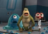 Сцена из фильма Большой отрыв БОБа / B.O.B.'s Big Break (2009) Большой отрыв БОБа сцена 5