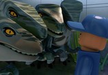 Мультфильм ЛЕГО Мир Юрского периода: Побег Индоминуса / LEGO Jurassic World: The Indominus Escape (2016) - cцена 2