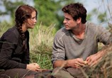 Сцена из фильма Голодные игры / The Hunger Games (2012)