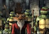 Мультфильм Черепашки ниндзя / TMNT / Teenage Mutant Ninja Turtles (2007) - cцена 2