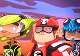 Мультфильм Hot Wheels. Мегатрасса / Team Hot Wheels. Build the Epic Race (2015) - cцена 3