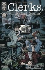 Клерки: Потерянная сцена / Clerks: The Lost Scene (2004)