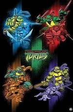 Черепашки мутанты ниндзя / Teenage Mutant Ninja Turtles (1987)