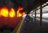Сцена из фильма Пламенная бригада пожарных / Enen no Shouboutai (2019) Пламенная бригада пожарных сцена 3