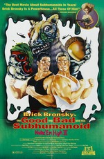 Атомная школа 3 / Class of Nuke 'Em High Part 3: The Good, the Bad and the Subhumanoid (1995)