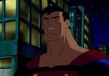 Сцена из фильма Супермен: Судный день / Superman: Doomsday (2007) Супермен: Судный день сцена 9