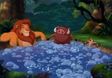 Сцена из фильма Король лев 3: Хакуна Матата / Lion King 3: Hakuna matata / The Lion King 1½ (2004) Король лев 3: Хакуна Матата