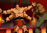 Сцена из фильма Легенды «Смертельной битвы»: Месть Скорпиона / Mortal Kombat Legends: Scorpions Revenge (2020)