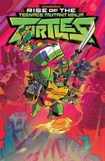 Восход Черепашек-ниндзя / Rise of the Teenage Mutant Ninja Turtles (2018)