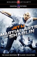 Храм Шаолинь 3: Боевые искусства Шаолиня / Martial arts of Shaolin (1986)