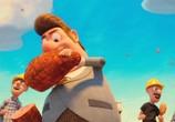 Мультфильм Облачно, возможны осадки в виде фрикаделек / Cloudy with a Chance of Meatballs (2009) - cцена 1