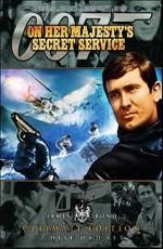 Джеймс Бонд 007: На секретной службе ее Величества / On Her Majesty's Secret Service (1969)