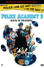 Полицейская Академия 3: Переподготовка / Police Academy 3: Back in Training (1986)