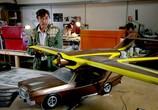 Сцена из фильма Топ Гир - 50 летие автомобилей Бонда / Top Gear - 50 Years of Bond Cars (2012) Топ Гир - 50 летие автомобилей Бонда сцена 2