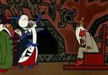 Сцена из фильма Сказка о золотом петушке (1967)