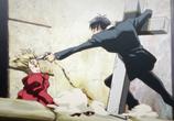 Мультфильм Триган - Переполох в Пустошах / Gekijouban Trigun: Badlands Rumble (2010) - cцена 6