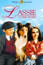 Лэсси возвращается домой / Lassie Come Home (1943)