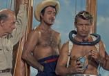 Сцена из фильма Под водой! / Underwater! (1955) Под водой! сцена 6