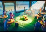 Сцена из фильма Губка Боб в бегах / The SpongeBob Movie: Sponge on the Run (2020)