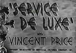 Фильм Сервис класса люкс / Service de Luxe (1938) - cцена 1