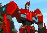 Мультфильм Трансформеры: Скрытые роботы / Transformers: Robots in Disguise (2015) - cцена 3