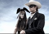 Фильм Одинокий рейнджер / The Lone Ranger (2013) - cцена 9