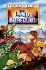 Земля до начала времен / The Land Before Time (1988)