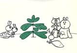 Сцена из фильма В лесу родилась ёлочка (1972) В лесу родилась ёлочка сцена 4
