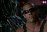 Сцена из фильма Черная дыра / Pitch Black (2000)