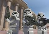 Мультфильм ЛЕГО Звездные войны: Империя наносит удар / Lego Star wars: The Empire strikes out (2012) - cцена 5