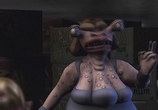 Сцена из фильма Расплющенный космос: Полный метр / Tripping the Rift: The Movie (2008)