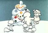 Сцена из фильма В лесу родилась ёлочка (1972) В лесу родилась ёлочка сцена 6