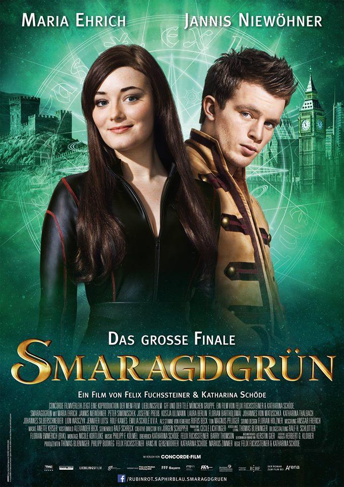 Таймлесс 3: изумрудная книга / smaragdgrün (2016/bdrip) 1080p.