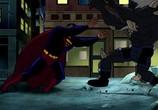 Сцена из фильма Супермен: Судный день / Superman: Doomsday (2007) Супермен: Судный день сцена 8