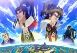 Сцена из фильма Праведные ветра! Канецугу и Кейджи / Gifuu Doudou! Kanetsugu to Keiji (2013) Праведные ветра! Канецугу и Кейджи сцена 1