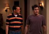 Сериал Два с половиной человека / Two and a Half Men (2003) - cцена 2