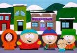 Сцена из фильма Южный Парк: Большой, длинный, необрезанный / South Park: Bigger Longer & Uncut (1999) Южный Парк: Большой, длинный, необрезанный