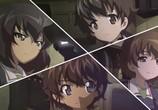 Сцена из фильма Девушки и танки / Girls und Panzer (2012) Девушки и танки. сцена 5
