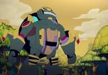 Сцена из фильма Маленькие герои-черепашки: Взрыв из Прошлого / Teenage Mutant Ninja Turtles - Half-Shell Heroes: Blast to the Past (2015) Маленькие герои-черепашки: Взрыв из Прошлого сцена 1