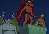 Сцена из фильма Гаргульи / Gargoyles (1994) Гаргульи сцена 3
