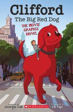 Большой красный пес Клиффорд