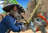 Сцена из фильма Пингвинёнок Пороро: Пираты острова сокровищ / Pororo, Treasure Island Adventure (2020)