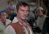 Сцена из фильма Флибустьер / The Buccaneer (1958) Флибустьер сцена 4